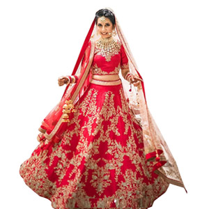 My Shaadi Shopping Bridal Lehanga