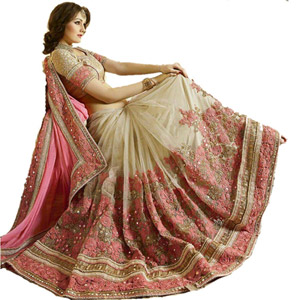 Shaadi Shopping Bridal Saree